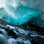 A journey into the depths of glacier caves
