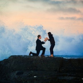 Unexpected proposal !
