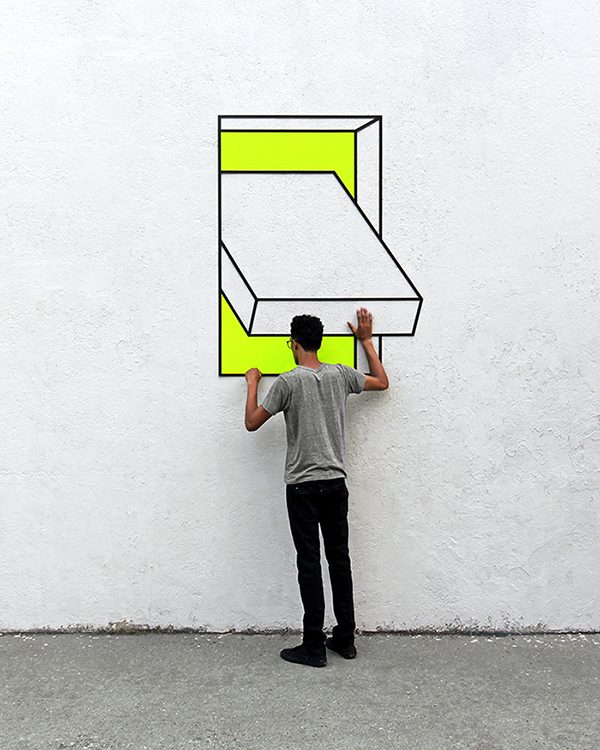 """Outlook"" by Aakash Nihalani"